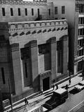 Pacific Coast Stock Exchange Photographic Print