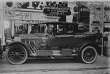 Side View of Mercedes-Benz Automobile Photographic Print