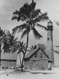 Lighthouse Museum in Key West Photographic Print