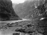 Mouth of Kanab Wash Photographic Print by W. Bell