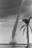 Tornado Off St. Petersburg Photographic Print