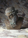 Italian Bronze Bust of Plato Photographic Print