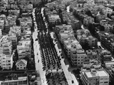 Aerial View of Rothschild Avenue Photographic Print