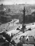 Trafalgar Square, London Stampa fotografica