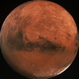 Mars Photographic Print