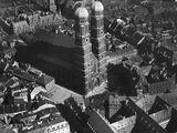 Munich Cathedral Photographic Print