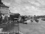 Mombasa Harbor Photographic Print