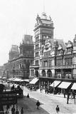 Church Street, Liverpool Photographic Print