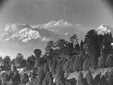 Kanchenjunga Mountain Impressão fotográfica