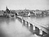 A View of Basel Photographic Print