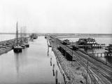 Port Tampa Photographic Print