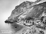 Catalan Bay Photographic Print