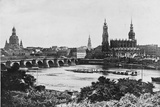 A View of Dresden Photographic Print