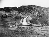 Opening of the Los Angeles Aqueduct Photographic Print