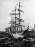 Sailing Ship S.S. Viking Photographic Print