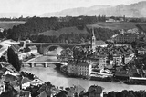 A View of Bern Photographic Print