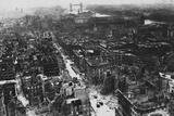War Damaged London, 1941 Photographic Print