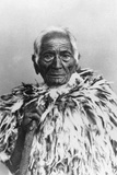 Maori Chief Photographic Print