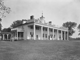 Mount Vernon Mansion Photographic Print