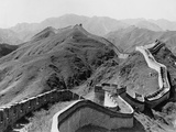The Great Wall of China Fotoprint