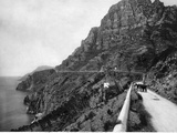 Road to Positano Photographic Print