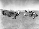 Reconnaissance Planes over Kurdistan Photographic Print