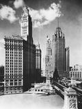 Chicago Skyscrapers Photographic Print