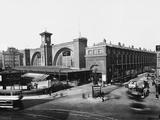 King's Cross Railway Station Photographic Print