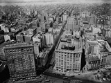 Manhattan from Metropolitan Tower Photographic Print
