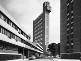 Trellick Tower in London Photographic Print