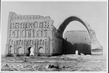 Palace of the Parthian Kings, Ctesiphon Photographic Print