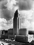 Los Angeles City Hall Photographic Print
