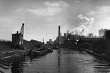 Canal Scene Photographic Print