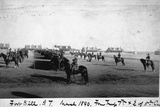 Cavalry at Fort Sill Photographic Print