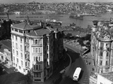 Golden Horn from Galata Photographic Print