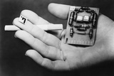 Circuit Transistors Photographic Print