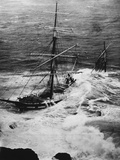 Shipwreck of the Cromdale Photographic Print