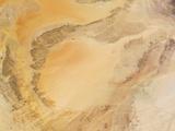 Idhan Murzuq Sand Sea in Southwestern Libya Photographic Print