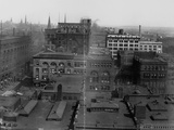 View of Kansas City Photographic Print