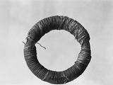 Faraday's Ring of Iron Photographic Print