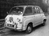 Fiat Multipla Fotografiskt tryck