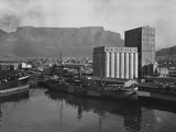 Cape Town Docks Photographic Print