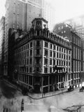 J.P. Morgan and Company Offices Photographic Print