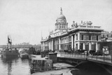 Custom House, Dublin Photographic Print
