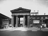Main Entrance to Euston Station Photographic Print