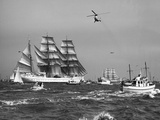 Tall Ships Race, Cowes Photographic Print
