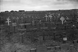 War Cemetery in Ypres, Belgium Photographic Print