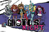 Monster High - Night Out Posters