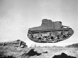 M-3 Medium Tank Photographic Print