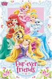 Princess Palace Pets Princesses Posters